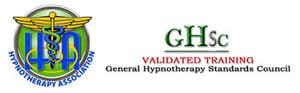 Hypnotherapy Association logos