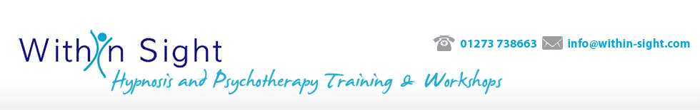 Within Sight Hypnotherapy Training