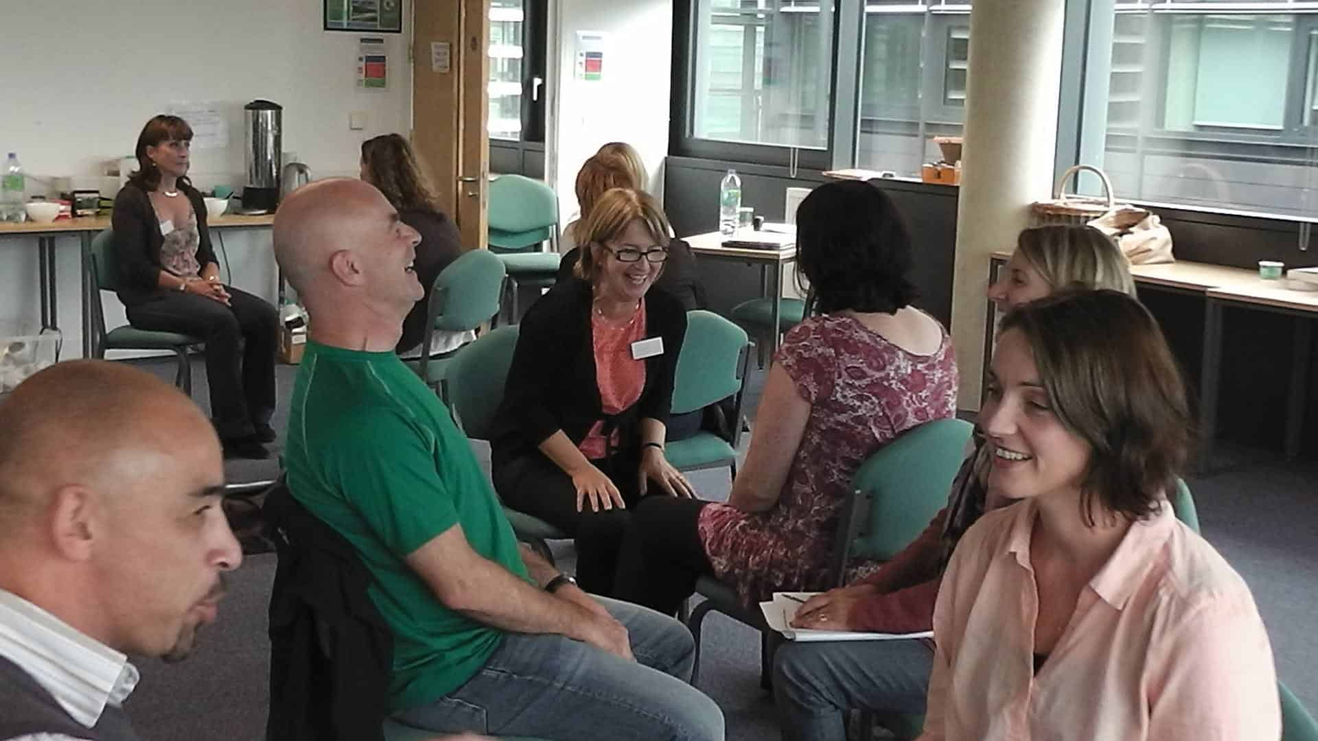 An EFT Brighton Course from Within Sight Training